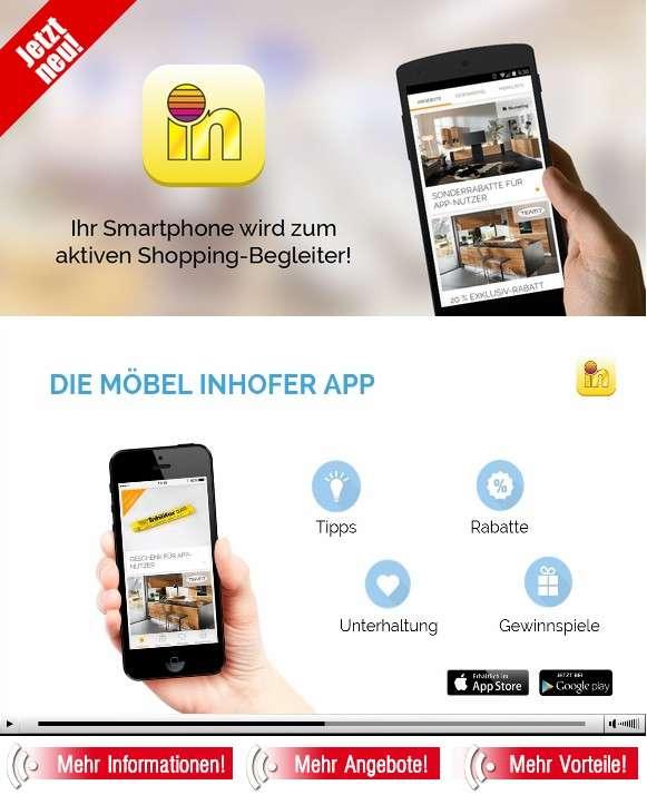 Möbel Innhofer App